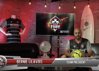 Ontario Fury Sponsorship Video